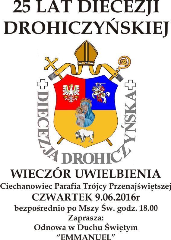 25 lat diecezji drohiczyńskiej